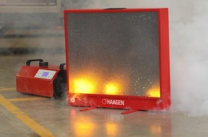 Simulateur incendie