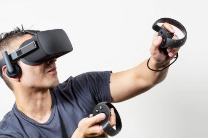 Incendie en réalité virtuelle