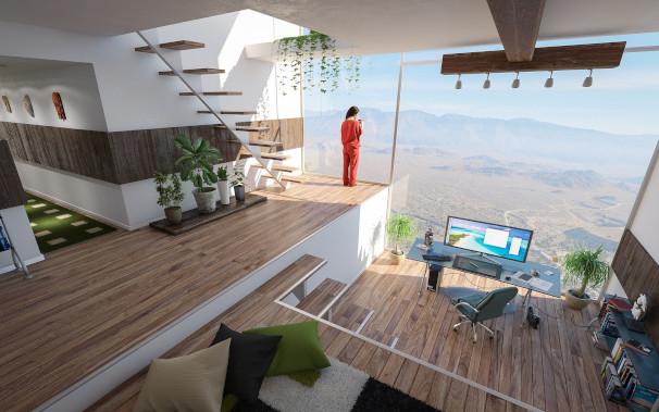Le visite virtuelle immobilière, un moyen plus sûr de vendre un bien avec DB Prévention à Lyon