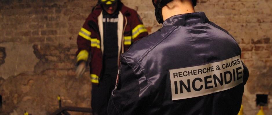 Investigation post incendie RCCI