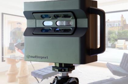 Numérisation 3D et visite virtuelle